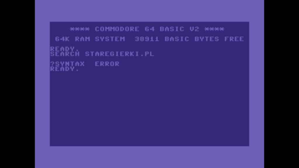 basic c64