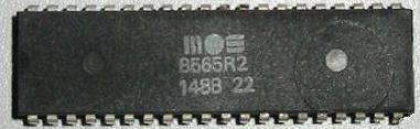 procesor graficzny c64
