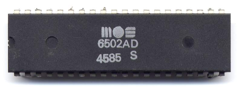procesor c64